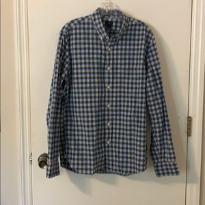 J. Crew slim fit cotton button down